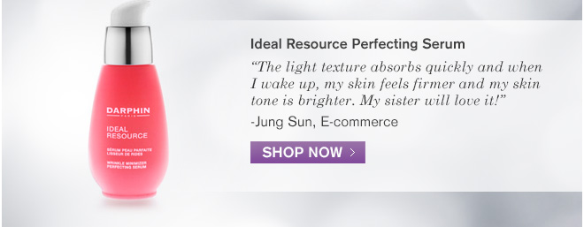 Ideal Resource Perfecting Serum
