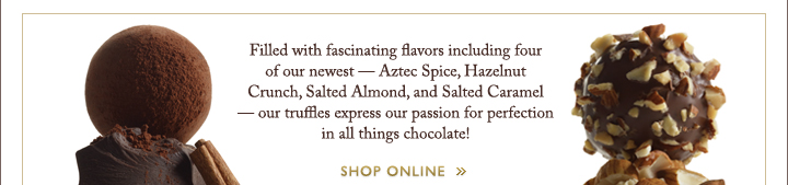 Filled with fascinating flavors including four of our newest | Shop Online