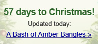 A Bash of Amber Bangles