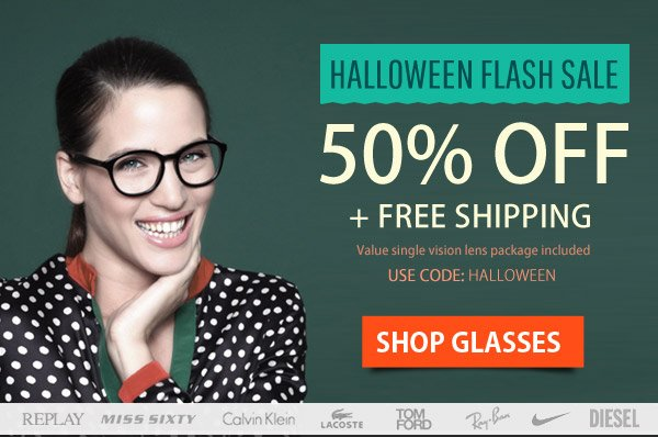 Flash Sale: 50% Off + Free Shipping!