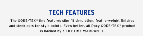 Tech Features