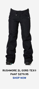 Rushmore 2L Gore-Tex Pant $279.95 - Shop now