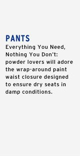 Pants - Everything you need, nothing you don't.