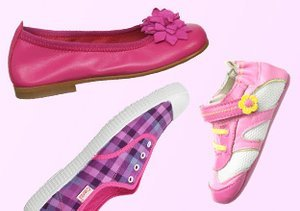 Shop by Color: Berry Kids' Shoes