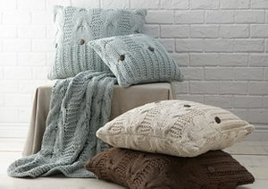 Throws & Pillows by Amity