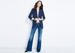 Up to 80% Off: Wear-to-Work Denim