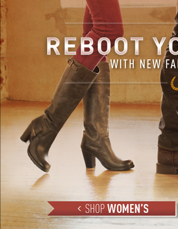 Reboot for Fall