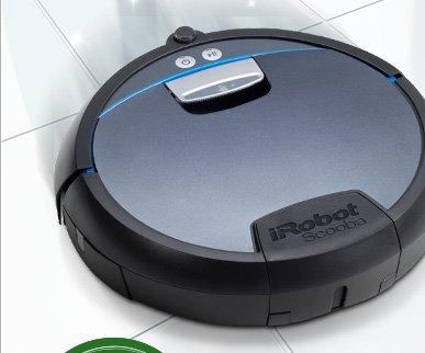 iRobot® Scooba 390 Floor Washing Robot 499.99 FREE SHIPPING SHOP SCOOBA
