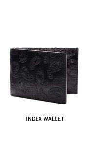 INDEX WALLET.