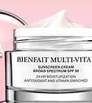 BIENFAIT MULTI-VITAL SUNSCREEN CREAM