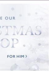 Dreaming of a white christmas - For him