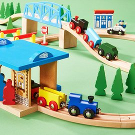 All About Trains Collection