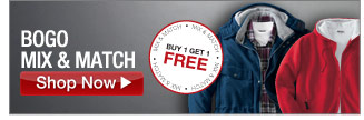 BOGO mix & match - buy 1 get 1 free - click the link below