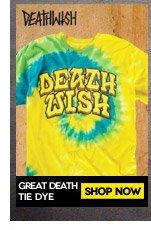Great Death Tie Dye