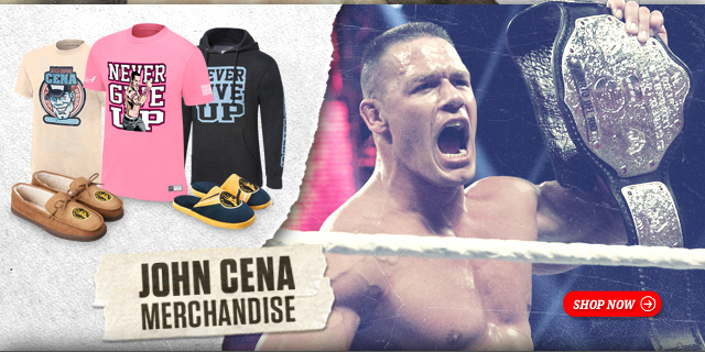 Shop John Cena Merchandise
