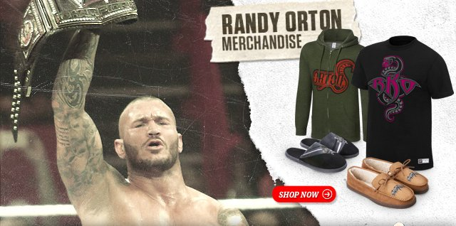 Shop Randy Orton Merchandise