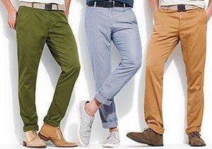 Casual Best: Pants