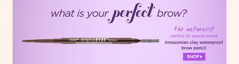 Amazonian clay brow pencil