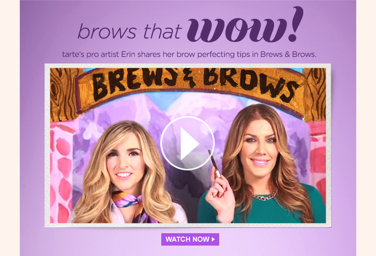 brews and brows video