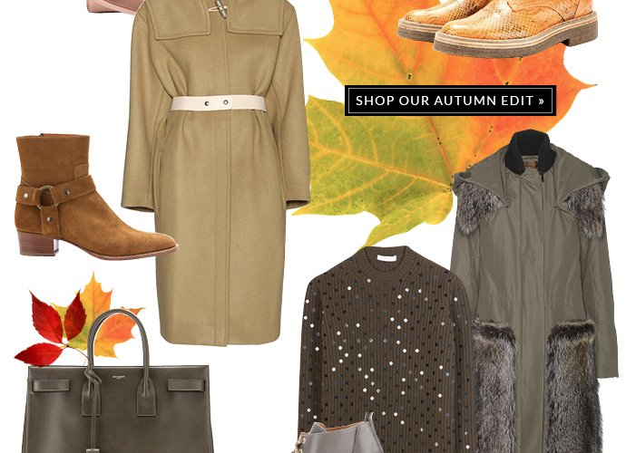 SHOP OUR AUTUMN EDIT