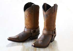 Urban Cowgirl: Boots