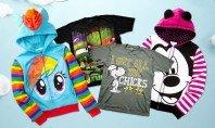 FREEZE Kids: Character Hoodies & Tees| Shop Now