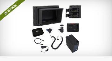 VariZoom Monitors and Accessories