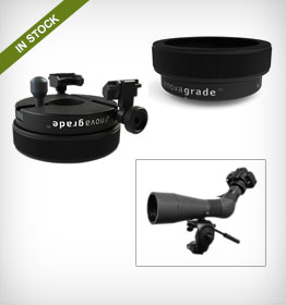 Digiscoping Adapter for Nikon/Canon DSLRS and Camera Phones