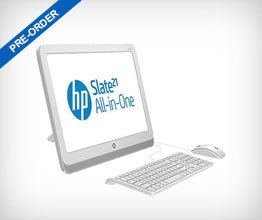 HP Slate 21 Android 21in All-in-One Desktop Computer