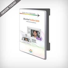 LaserSoft Imaging SilverFast Archive Suite 8 Scanner Software