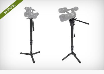 VariZoom Chickenfoot and Chickenfoot-Head Monopods