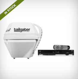 Dish Network Tailgater Bundle with ViP 211k HD Receiver