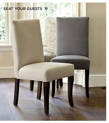Seat your guests