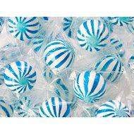 Blue Sassy Spheres