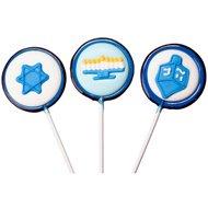 Hanukkah Lollipops Gourmet