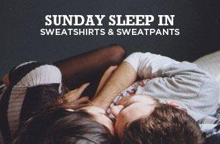 Sunday Sleep In