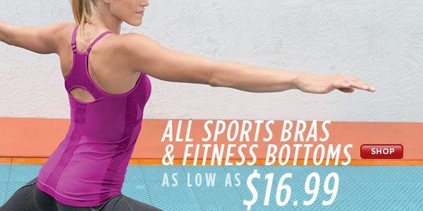 SHOP Sports Bra Sale!
