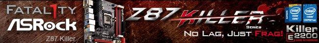 Z87 killer. no lag, just frag!