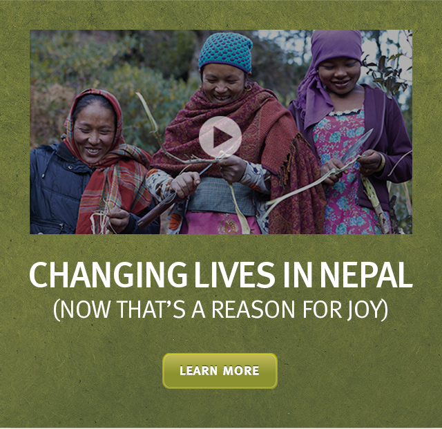 Changing Live in Nepal