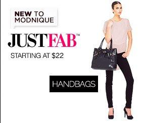 New to Modnique - JustFab
