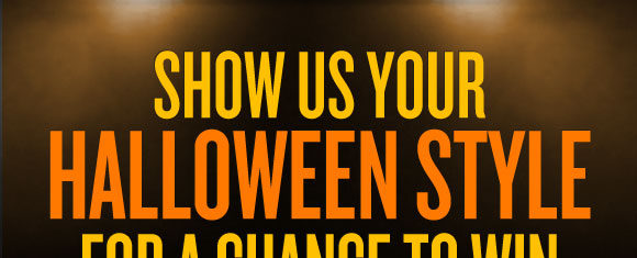 Show us your Halloween Style for a chance to win a year's supply of your favorite Paul Mitchell product!