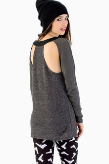 TOP IT OFF SWEATER 44