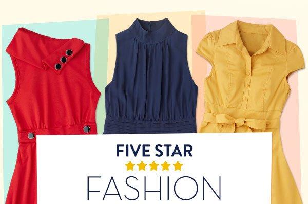 Five Star Fashion
