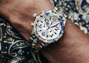 Shop Best-Selling Accessories ft. Nixon