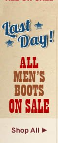 All Mens Boots on Sale