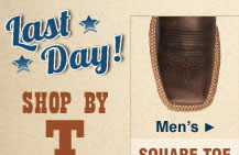 All Mens Square Toe Boots on Sale