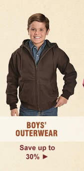 All Boys Outerwear on Sale