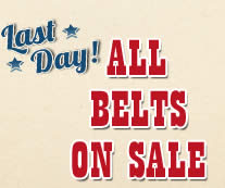 All Belts on Sale