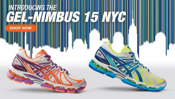 Shop the GEL-Nimbus 15 NYC - Hero