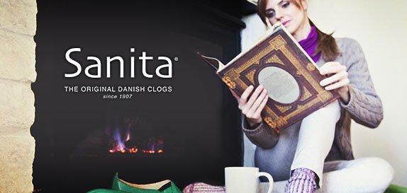 Sanita Clogs